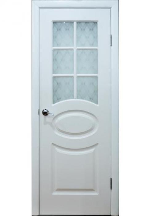 Марийский мебельный комбинат, Дверь межкомнатная Симфония ДО