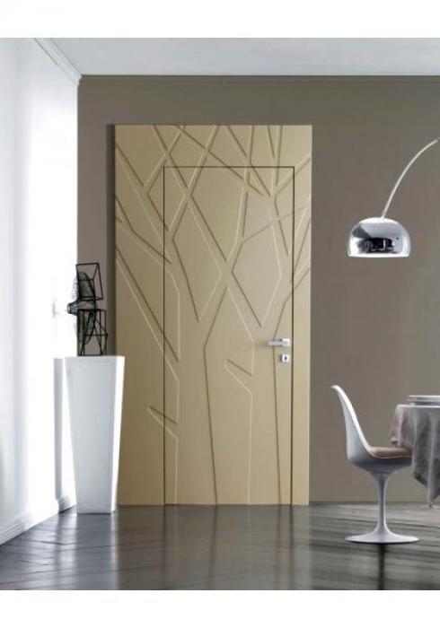 RosDver, Дверь межкомнатная Скрытая S2