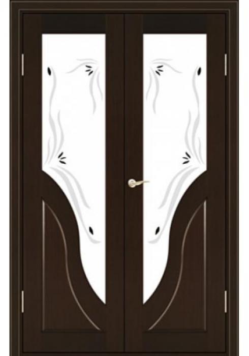 Завод Деревоизделий, Дверь межкомнатная Тип 281 ДФО