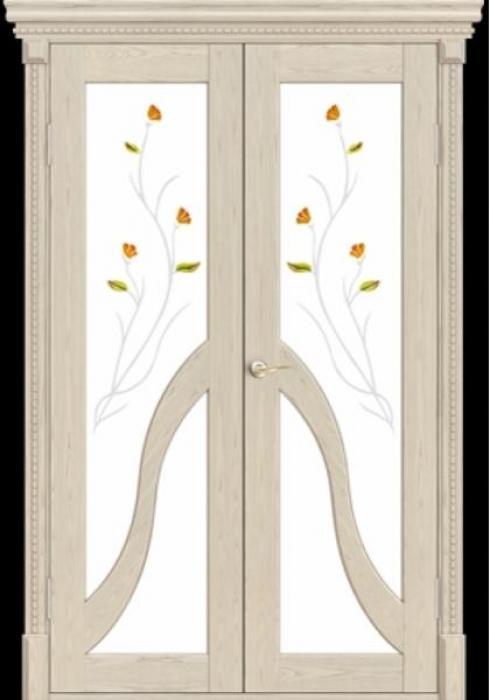 Завод Деревоизделий, Дверь межкомнатная Тип 281 ДО