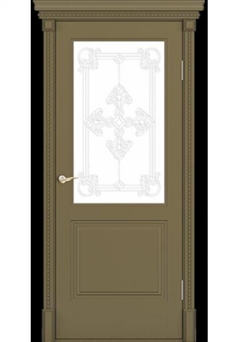 Завод Деревоизделий, Дверь межкомнатная Тип 503 ДФО