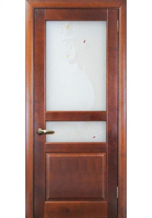 Алталия, Дверь межкомнатная Топаз 2ст Алталия