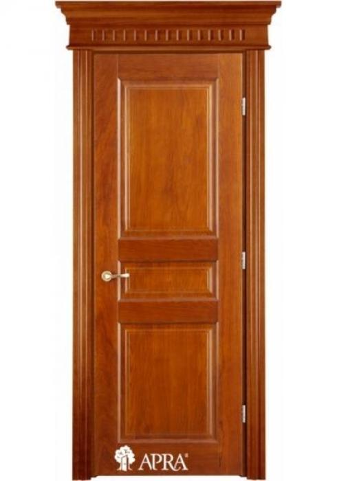 Апра, Дверь межкомнатная Тренто 01 Апра
