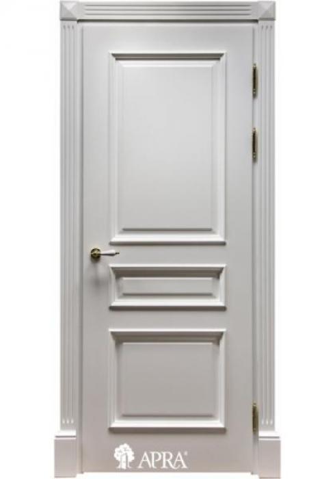 Апра, Дверь межкомнатная Тренто 01 АБ Апра