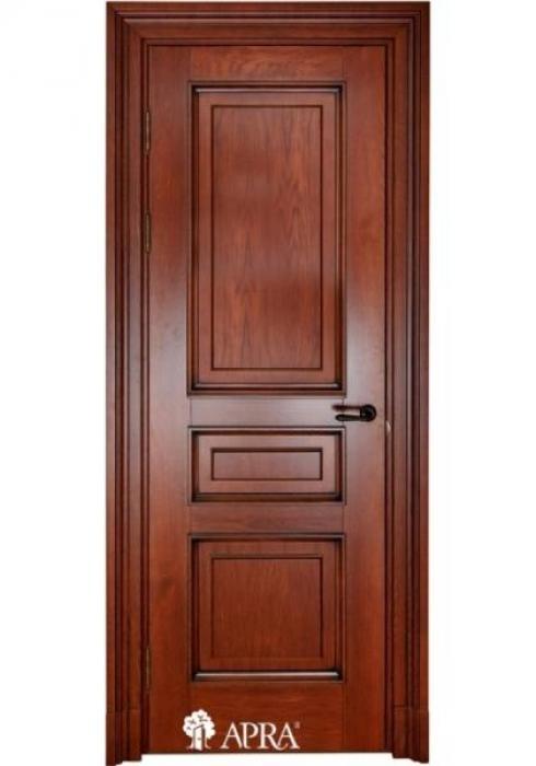Апра, Дверь межкомнатная Тренто 01 К Апра