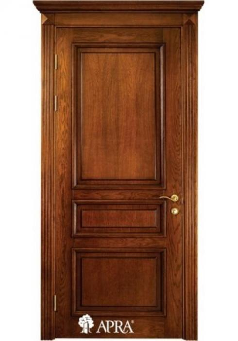 Апра, Дверь межкомнатная Тренто 01 Р Апра
