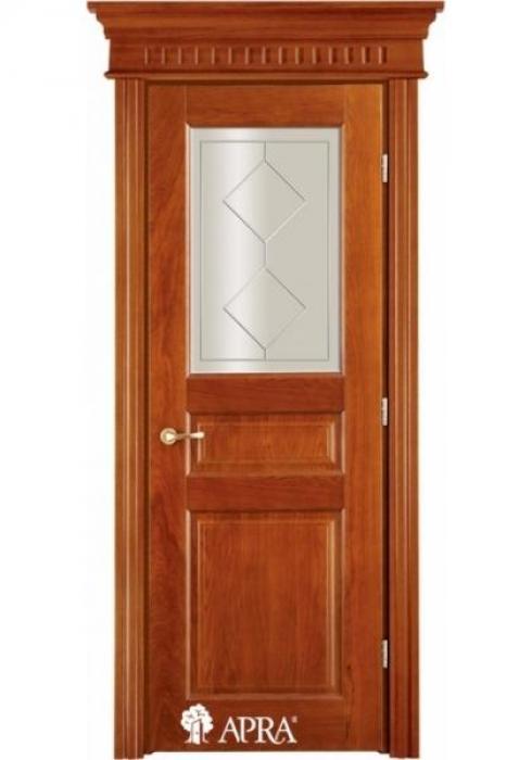 Апра, Дверь межкомнатная Тренто 02 Апра
