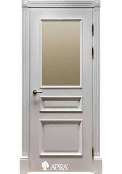 Апра, Дверь межкомнатная Тренто 02 АБ Апра