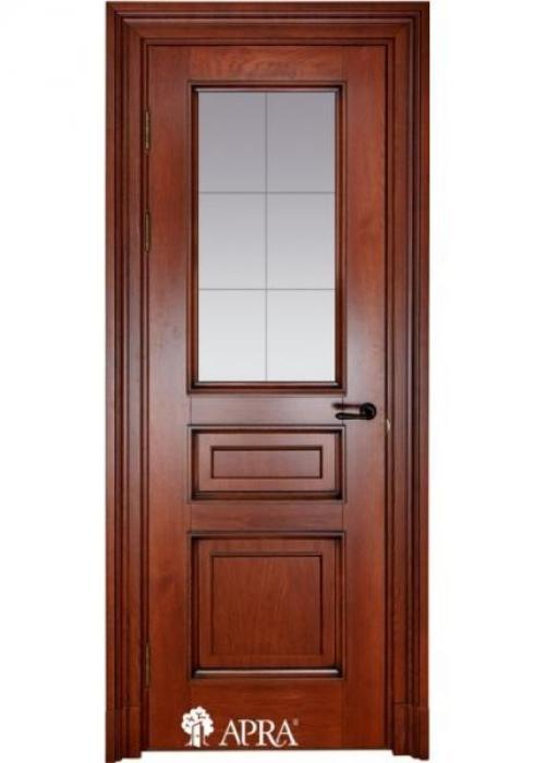Апра, Дверь межкомнатная Тренто 02 К Апра