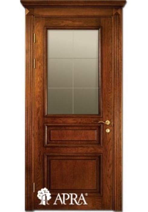 Апра, Дверь межкомнатная Тренто 02 Р Апра
