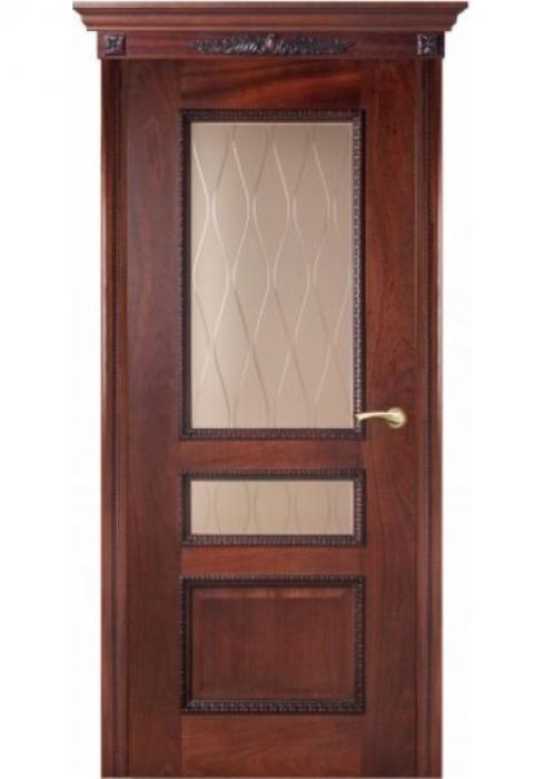Оникс, Дверь межкомнатная Версаль с декором