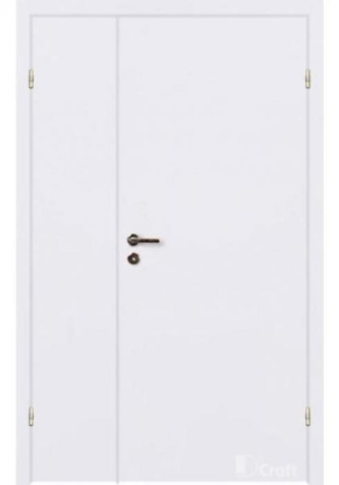 Защитные Конструкции, Дверь облегченная гладкая