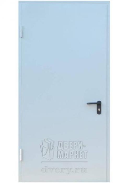 Двери-Маркет, Дверь техническая металлическая 01