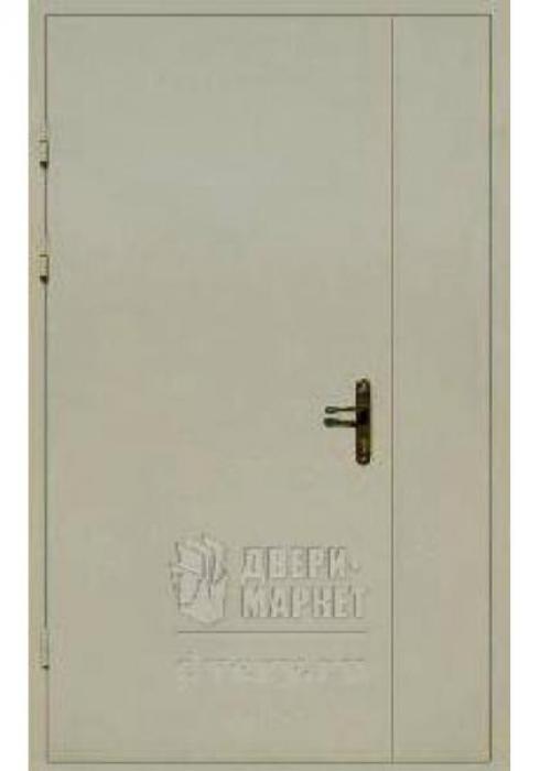 Двери-Маркет, Дверь техническая металлическая 03