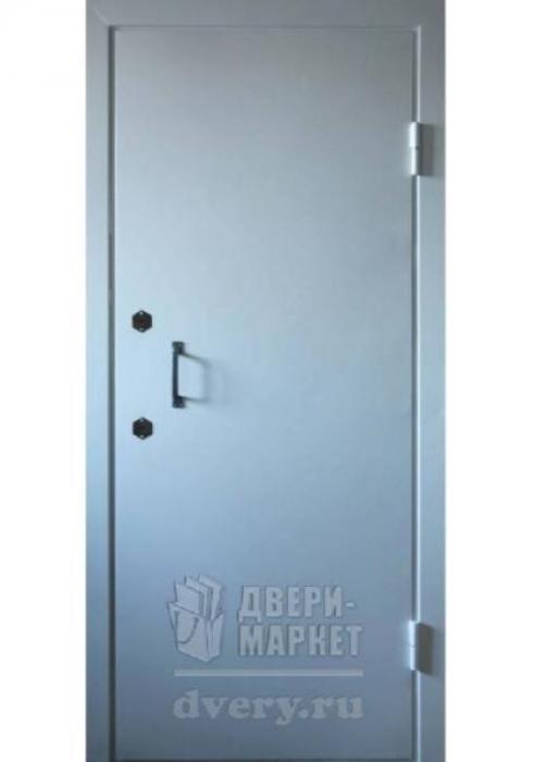 Двери-Маркет, Дверь техническая металлическая 05