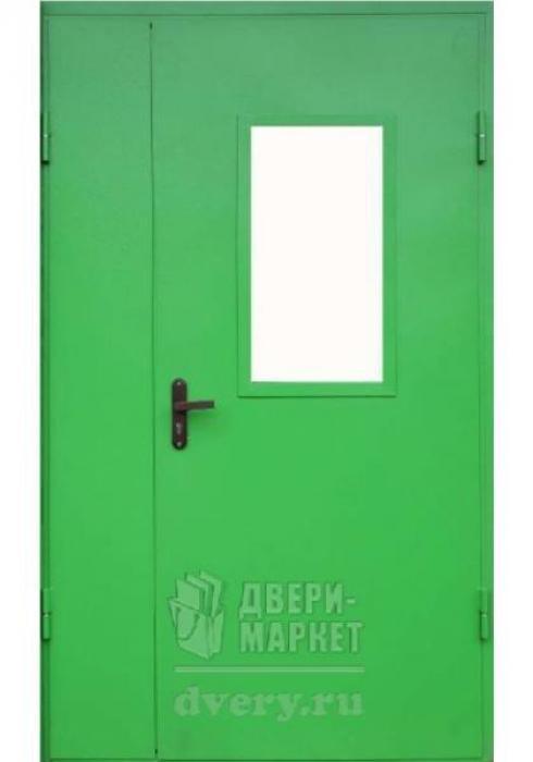 Двери-Маркет, Дверь техническая металлическая 07