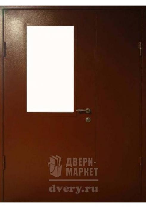 Двери-Маркет, Дверь техническая металлическая 09