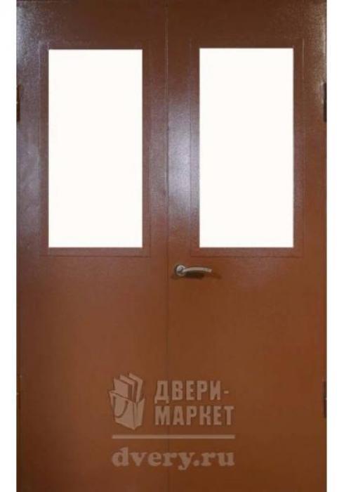 Двери-Маркет, Дверь техническая металлическая 11