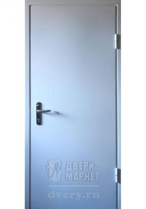 Двери-Маркет, Дверь техническая металлическая 13
