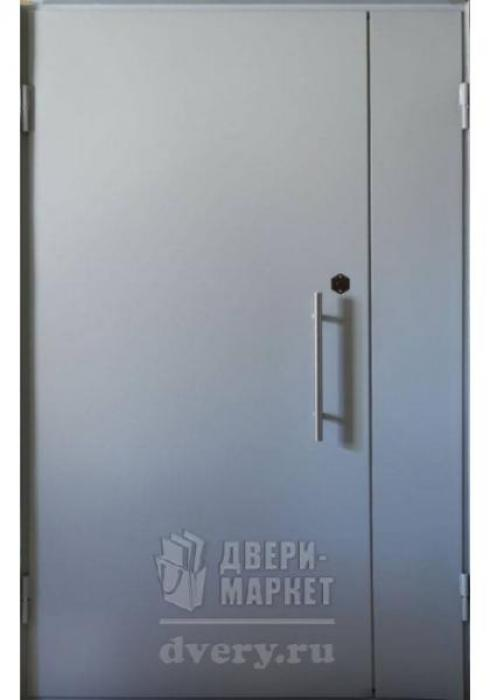 Двери-Маркет, Дверь техническая металлическая 16