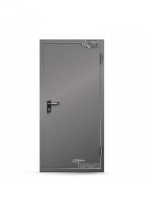 Бербекс, Дверь техническая металлическая ДТМ-01