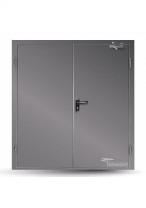 Бербекс, Дверь техническая металлическая ДТМ-02