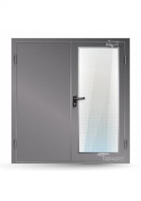 Бербекс, Дверь техническая металлическая ДТМ01-02