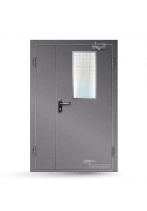 Бербекс, Дверь техническая металлическая ДТМ01-03