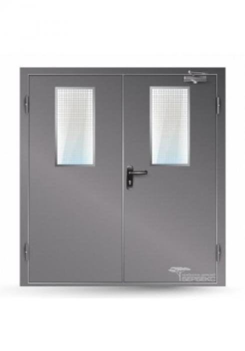 Бербекс, Дверь техническая металлическая ДТМ02-02