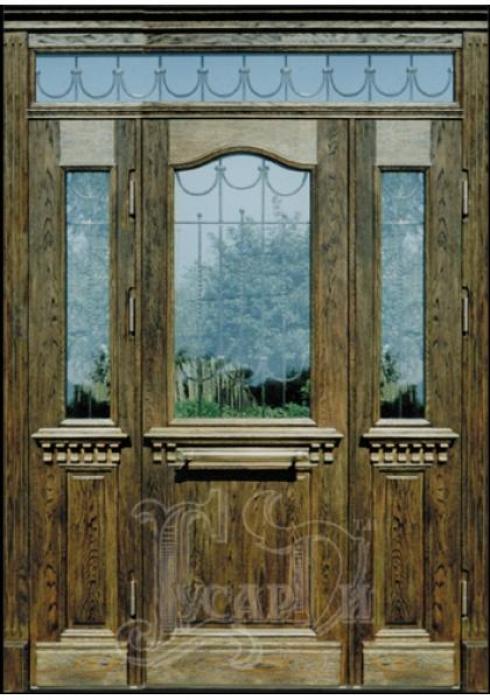 ГусарДи, Дверь входная - парадная 111