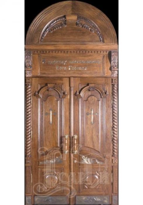 ГусарДи, Дверь входная - парадная 132