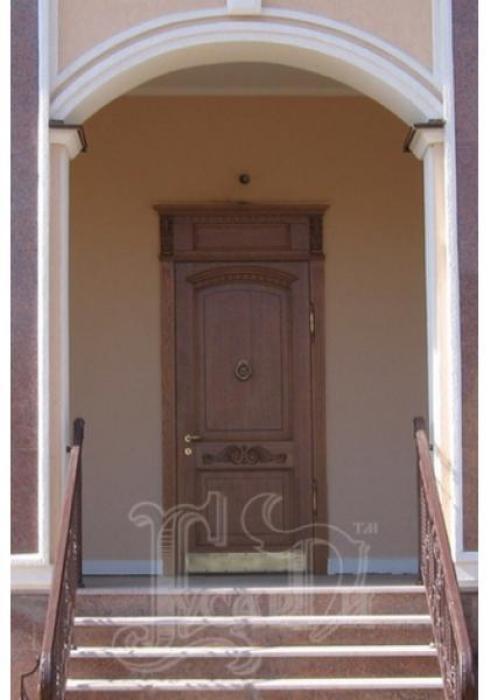 ГусарДи, Дверь входная - парадная 154