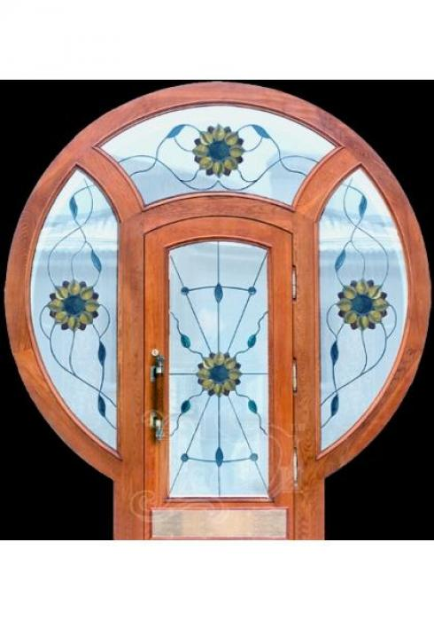 ГусарДи, Дверь входная - парадная 158