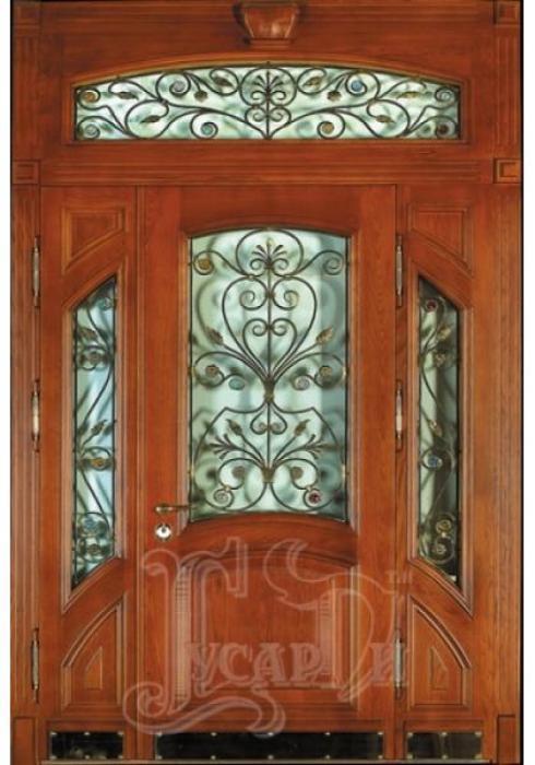 ГусарДи, Дверь входная - парадная 58
