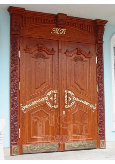 ГусарДи, Дверь входная - парадная 8