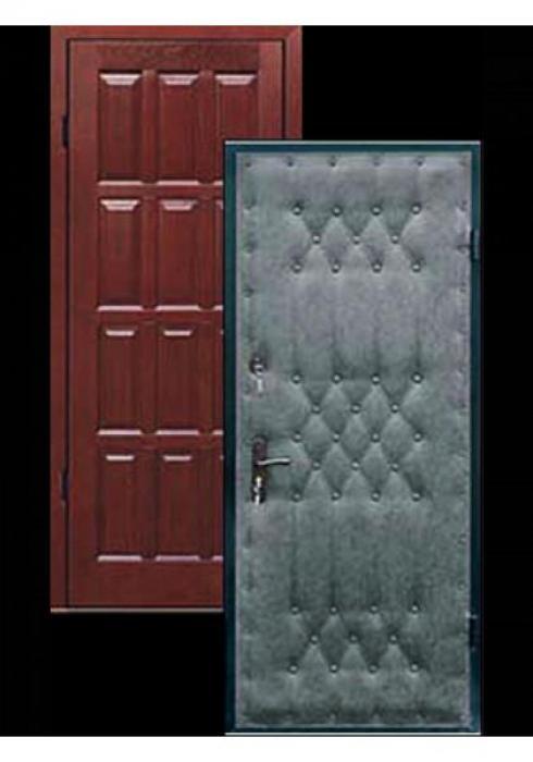 Квант, Дверь входная  винил-массив дуба ДВ-2