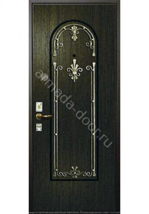 Армада, Дверь входная 1- наружная сторона Армада