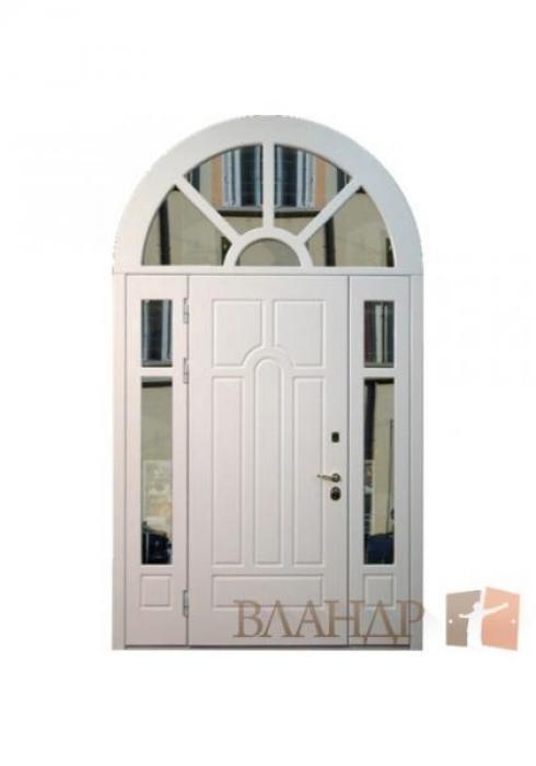 Вландр, Дверь входная Арочная двустворчатая