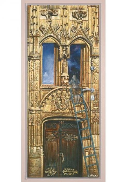 Зверь, Дверь входная Дом, где живет время Зверь