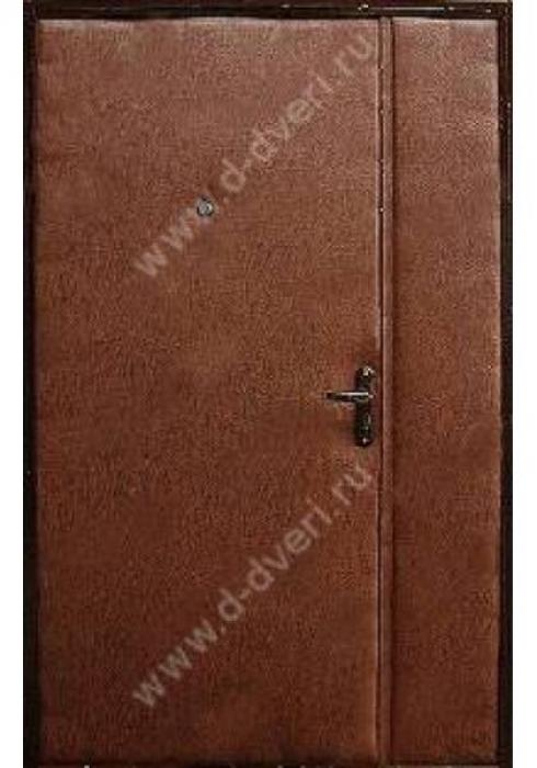 Дельта-сталь, Дверь входная двухстворчатая металлическая ДМД 2