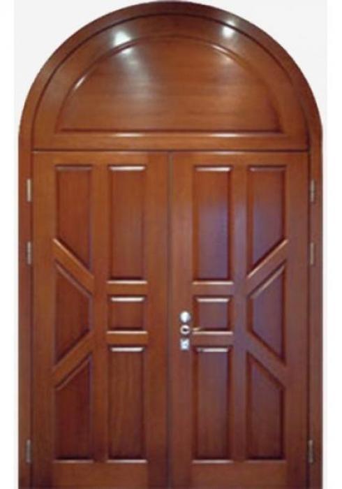 First Doors, Дверь входная двустворчатая арочная