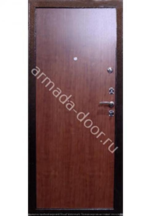 Армада, Дверь входная Эконом 2 - внутренняя сторона  Армада