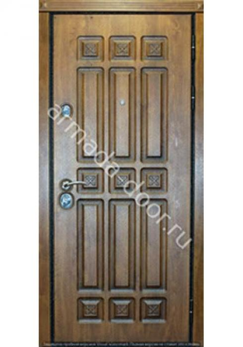 Армада, Дверь входная Элит - наружная сторона  Армада