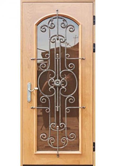 First Doors, Дверь входная Элитная со стеклопакетом