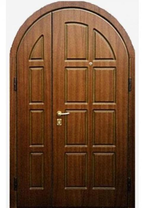 First Doors, Дверь входная металлическая арочная