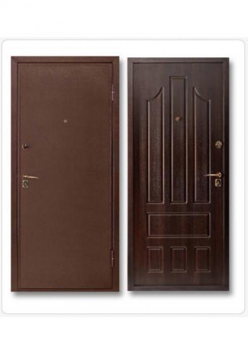 СТАЛЬЕР, Дверь входная металлическая Деко