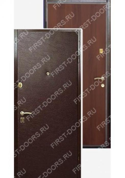 First Doors, Дверь входная металлическая Эконом 10