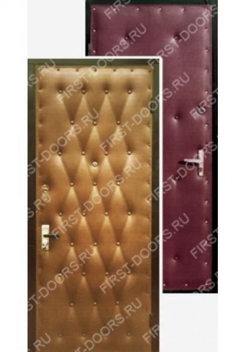First Doors, Дверь входная металлическая Эконом 12