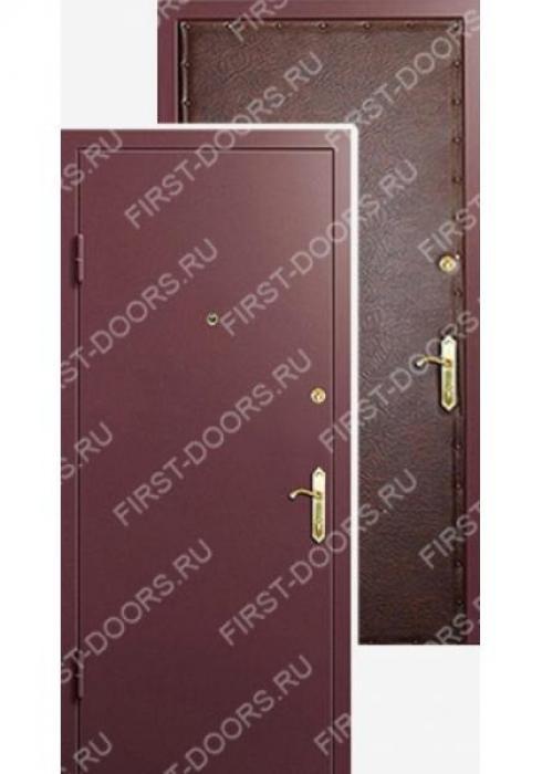 First Doors, Дверь входная металлическая Эконом 14