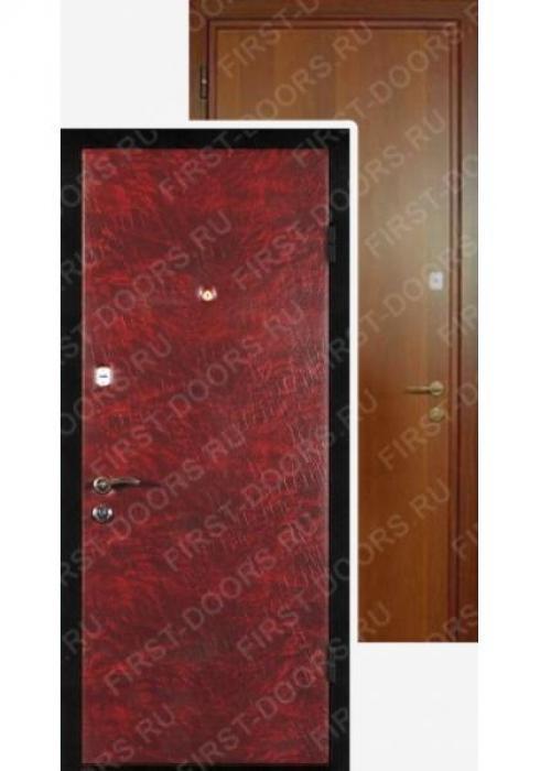 First Doors, Дверь входная металлическая Эконом 6